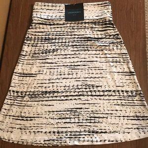 Cynthia Rowley B&W Maxi Skirt